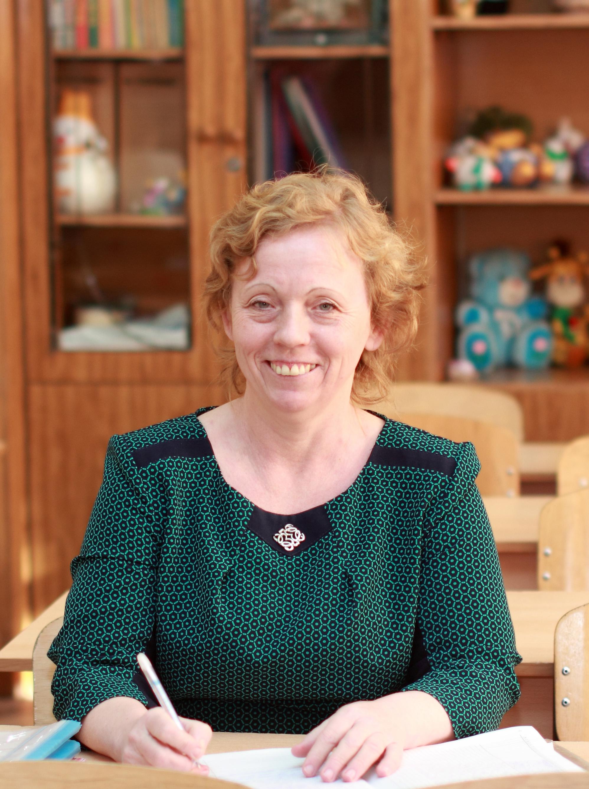 Винокурова Татьяна Егоровна