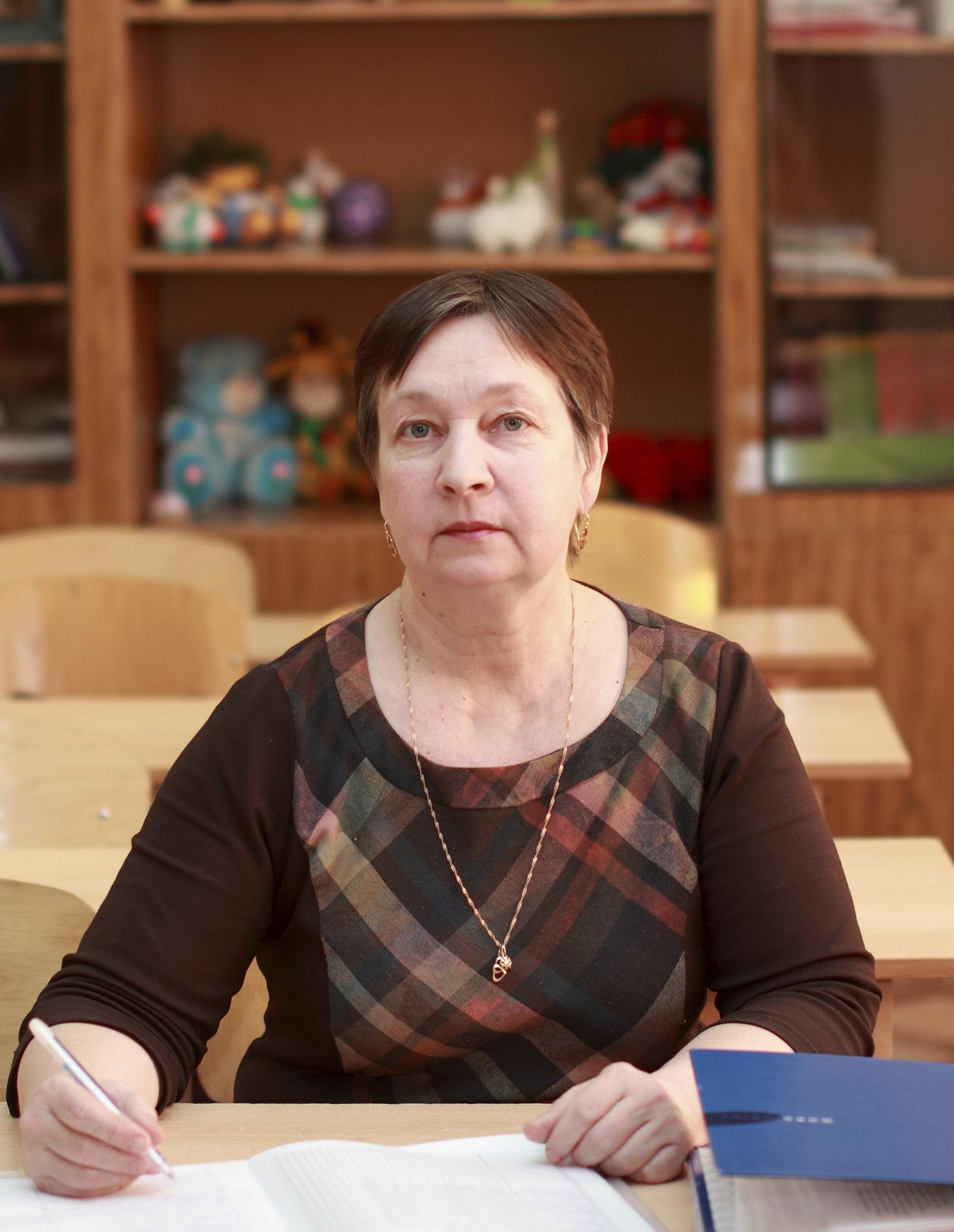 Воропаева Татьяна Олеговна