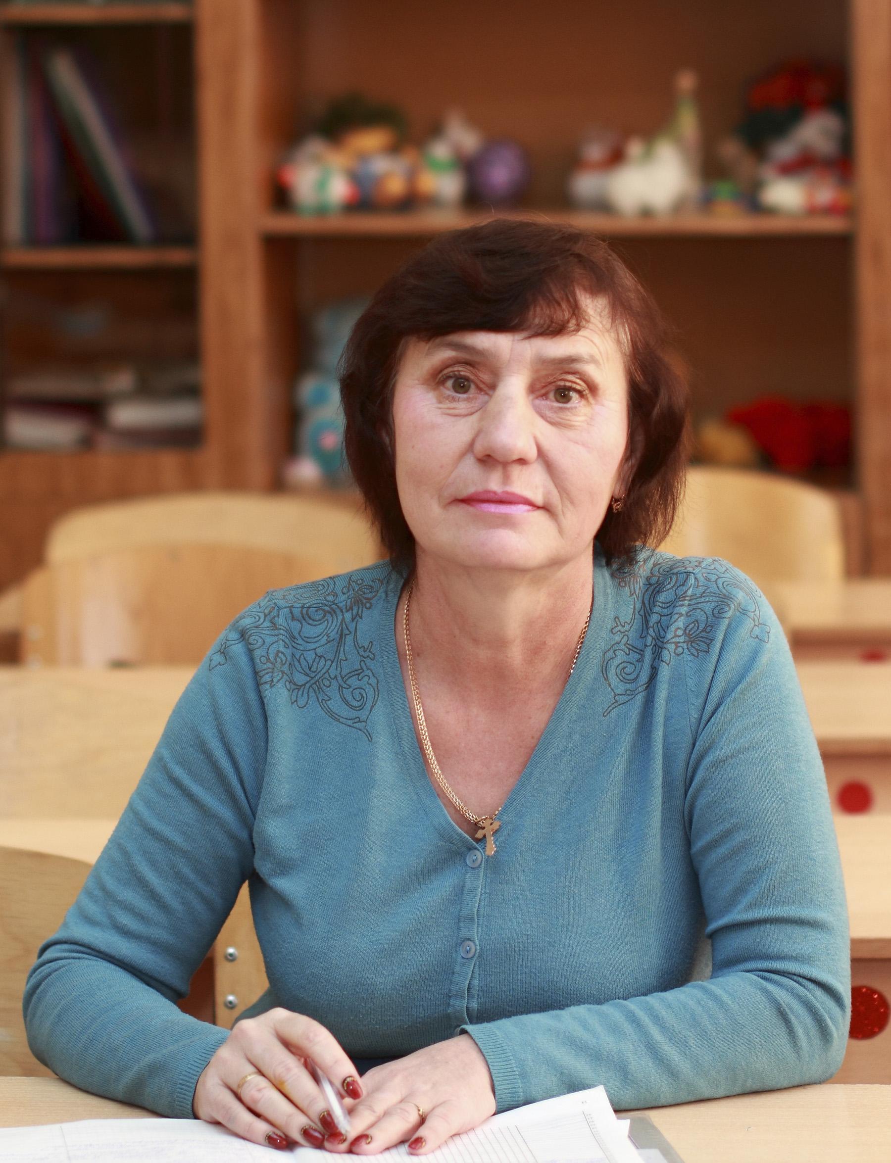 Зеленина Татьяна Васильевна